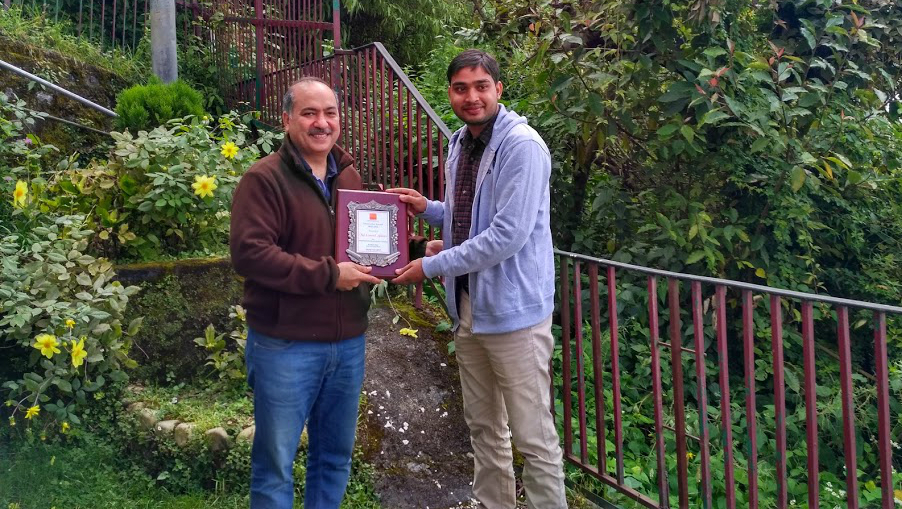 Annual Awards,Team Events,Mussoorie Offsite